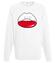 Do twarzy ci ze sportem bluza z nadrukiem sport mezczyzna werprint 400 106