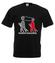 Kocham to co robie koszulka z nadrukiem sport mezczyzna werprint 401 1