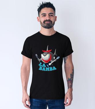 Każdy śpiewać może - Koszulka z nadrukiem - Muzyka - Męska