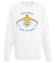 Spacer w wodzie bluza z nadrukiem sport mezczyzna werprint 407 106