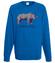 Jednorozce istnieja bluza z nadrukiem zwierzeta mezczyzna werprint 411 109