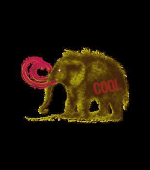 Czy ktos widzial mamuta grafika na koszulke meska 412