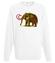 Czy ktos widzial mamuta bluza z nadrukiem zwierzeta mezczyzna werprint 412 106