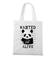 Poszukiwana panda torba z nadrukiem zwierzeta gadzety werprint 416 161