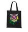 Print z kolorowym tygrysem torba z nadrukiem zwierzeta gadzety werprint 418 160