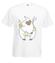 Pitbull o milym usposobieniu koszulka z nadrukiem zwierzeta mezczyzna werprint 423 2