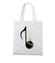 Rasta brzmienia torba z nadrukiem muzyka gadzety werprint 88 161