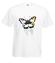 Motyla klasyka magia skrzydel koszulka z nadrukiem zwierzeta mezczyzna werprint 431 2