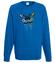 Motyla klasyka magia skrzydel bluza z nadrukiem zwierzeta mezczyzna werprint 431 109