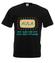 Byc albo nie byc koszulka z nadrukiem szkola mezczyzna werprint 442 1