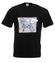 Jazda do budy koszulka z nadrukiem szkola mezczyzna werprint 443 1