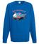 Skate na rybe bluza z nadrukiem skate mezczyzna werprint 447 109