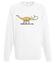 Dinozaury sa cool bluza z nadrukiem skate mezczyzna werprint 449 106