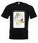 Styl pelen dzikiej mocy koszulka z nadrukiem skate mezczyzna werprint 451 1