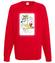 Styl pelen dzikiej mocy bluza z nadrukiem skate mezczyzna werprint 451 108
