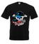 Destrukcyjny skateboarding koszulka z nadrukiem skate mezczyzna werprint 452 1