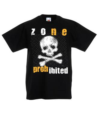 Wstęp wzbroniony - Koszulka z nadrukiem - Skate - Dziecięca