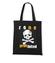 Wstep wzbroniony torba z nadrukiem skate gadzety werprint 461 160