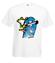 Frogo pogo koszulka z nadrukiem skate mezczyzna werprint 466 2