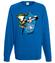 Frogo pogo bluza z nadrukiem skate mezczyzna werprint 466 109