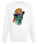 Zombie na streecie bluza z nadrukiem skate mezczyzna werprint 467 106