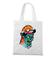 Zombie na streecie torba z nadrukiem skate gadzety werprint 467 161