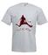 Rock czy roll 2w1 koszulka z nadrukiem muzyka mezczyzna werprint 97 6