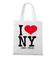 Kocham nowy rok torba z nadrukiem swiateczne gadzety werprint 471 161