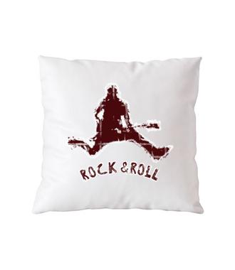 Rock czy Roll? 2w1. - Poduszka z nadrukiem - Muzyka - Gadżety