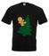 Jazda bez trzymanki koszulka z nadrukiem swiateczne mezczyzna werprint 475 1