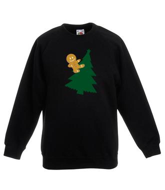 Jazda bez trzymanki - Bluza z nadrukiem - Świąteczne - Dziecięca