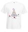 Pingwinem byc koszulka z nadrukiem swiateczne mezczyzna werprint 477 2