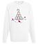 Pingwinem byc bluza z nadrukiem swiateczne mezczyzna werprint 477 106