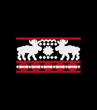 Skandynawskie swieta grafika na koszulke dziecieca 482