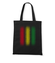 Muzyka w rytmie reggae torba z nadrukiem muzyka gadzety werprint 99 160
