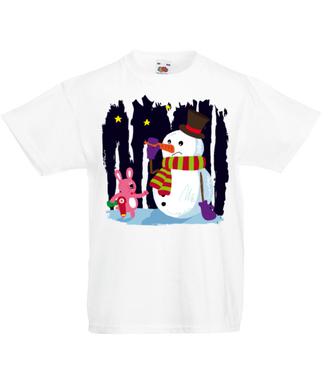 Nie ufam ładnej buzi - Koszulka z nadrukiem - Świąteczne - Dziecięca