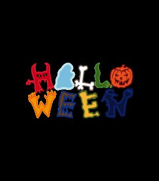 Halloween czas swiat grafika na koszulke dziecieca 489