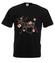 Biegniemy po prezenty koszulka z nadrukiem swiateczne mezczyzna werprint 491 1