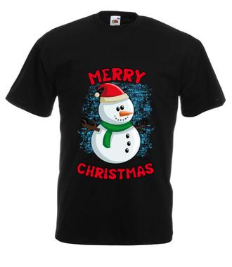 Wesołych przede wszystkim! - Koszulka z nadrukiem - Świąteczne - Męska