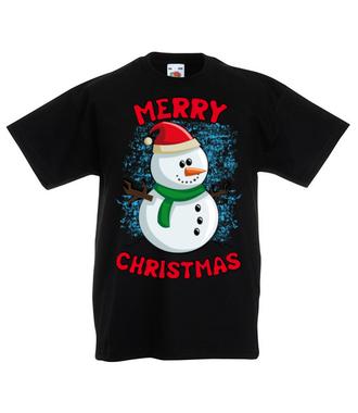 Wesołych przede wszystkim! - Koszulka z nadrukiem - Świąteczne - Dziecięca