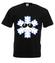 No to usmiech prosze koszulka z nadrukiem swiateczne mezczyzna werprint 501 1