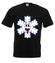 Ze sniegiem mi do twarzy koszulka z nadrukiem swiateczne mezczyzna werprint 502 1