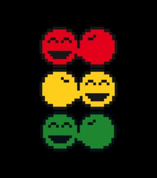 Rasta czucie reggae klimat grafika na koszulke meska 104