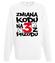 Zmiana kodu na 3 z przodu bluza z nadrukiem urodzinowe mezczyzna werprint 77 106