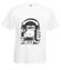 Bo muzyka jest tym czego potrzebujesz koszulka z nadrukiem muzyka mezczyzna werprint 107 2