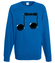 Z konska dawka porzadnej muzyki bluza z nadrukiem muzyka mezczyzna werprint 87 109