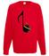 Rasta brzmienia bluza z nadrukiem muzyka mezczyzna werprint 88 108