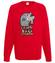 Slon w hip hop skladzie bluza z nadrukiem muzyka mezczyzna werprint 89 108