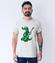 Krokodyli czar magia nuty koszulka z nadrukiem muzyka mezczyzna werprint 109 53