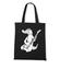 Krokodyli czar magia nuty torba z nadrukiem muzyka gadzety werprint 108 160